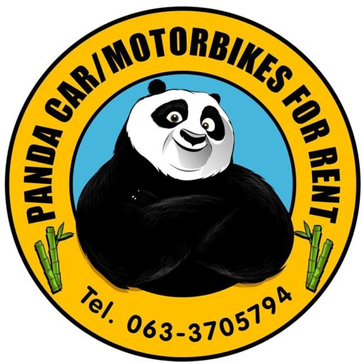 Panda Car/Motorbikes for Rent Phuket