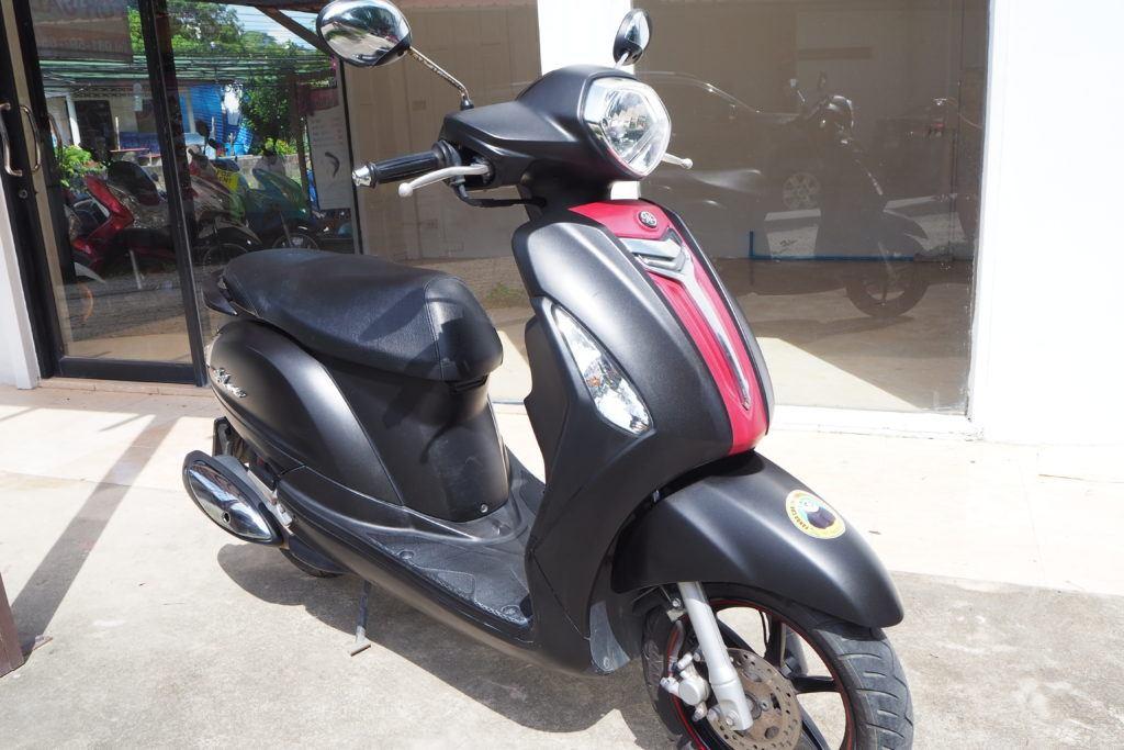 YAMAHA GRAND FILANO 125 cc.
