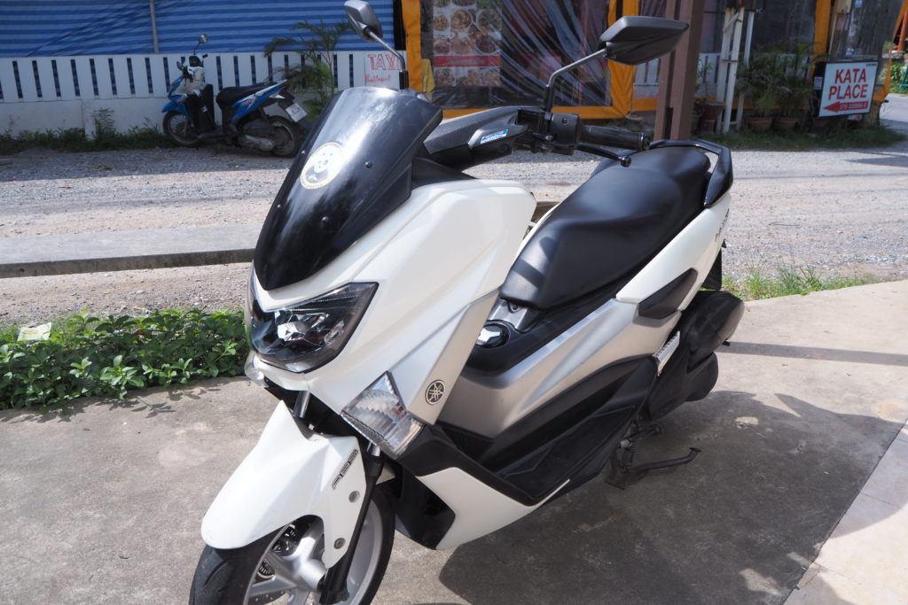 YAMAHA NMAX 155 cc.